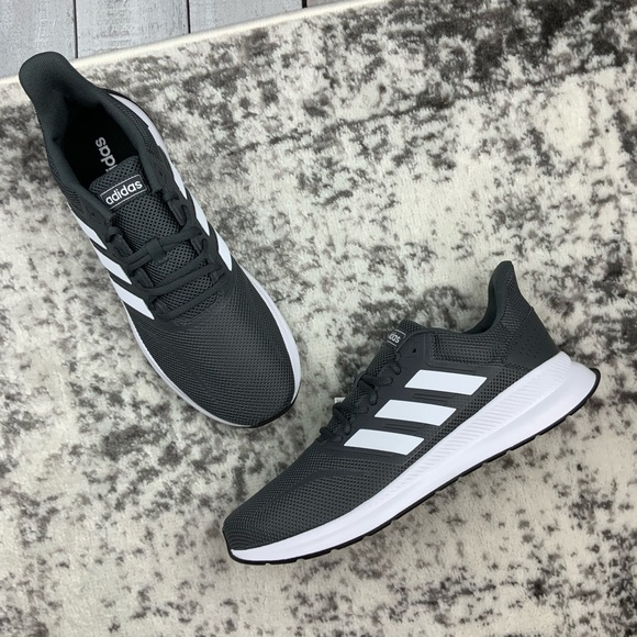 NIB Adidas Runfalcon men's running shoes